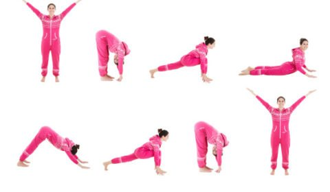 Sequence for kids yoga