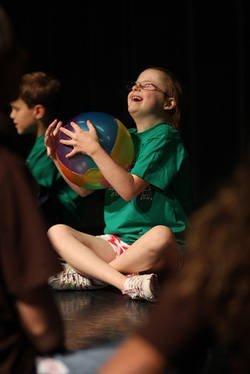 kids yoga for cerebral palsy  cosmic kids yoga