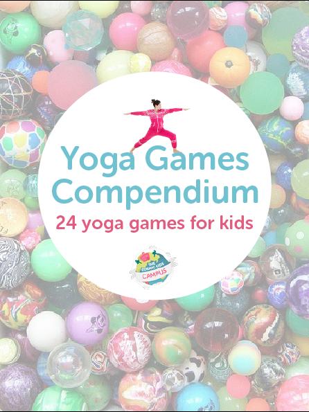 Yoga Games Compendium