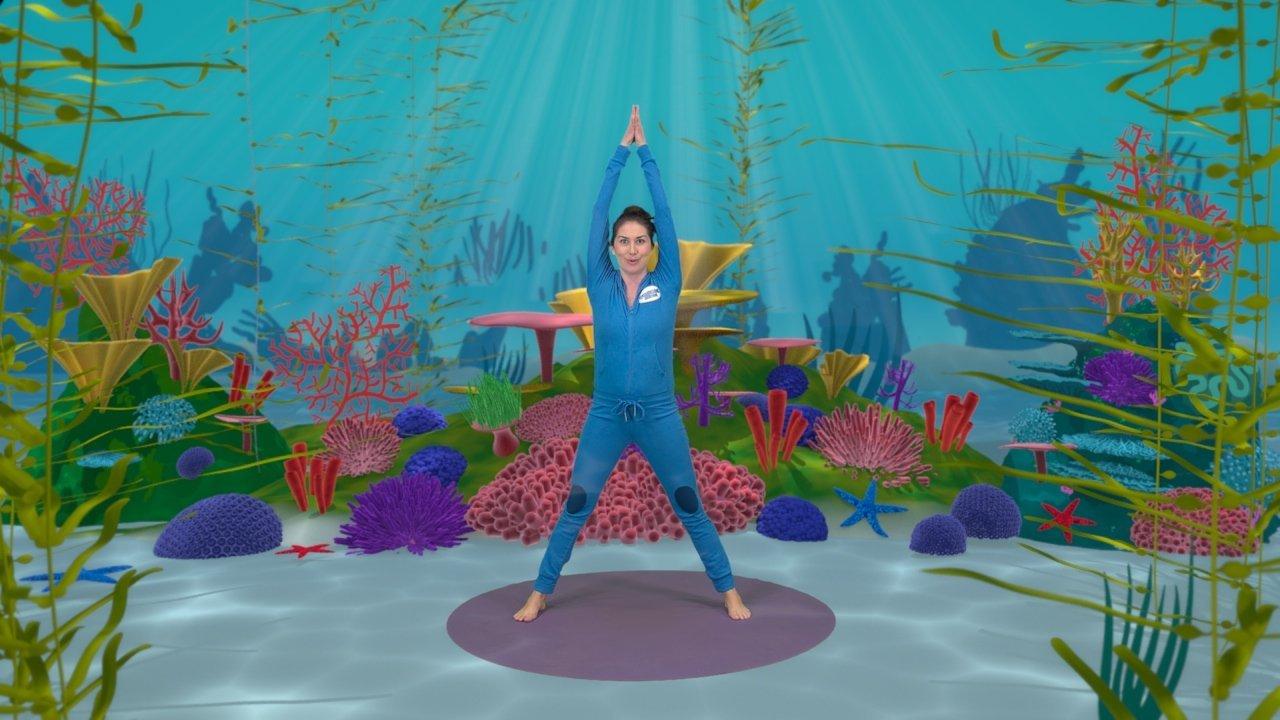 Cosmic Kids Yoga Youtube Sea Horse