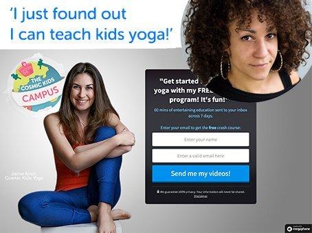 Jess kids yoga