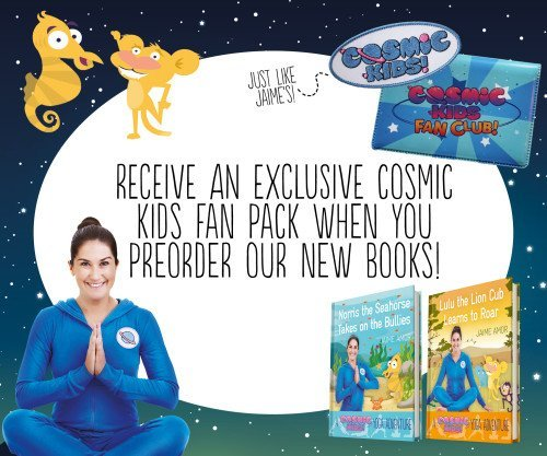 cosmic kids preorder picture