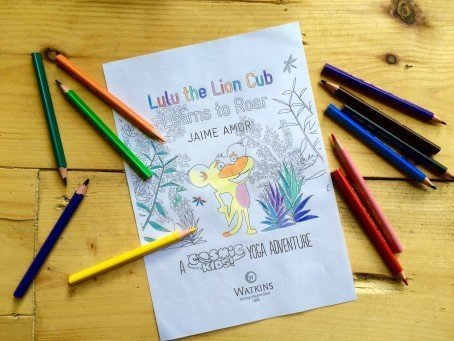 Cosmic Kids Book Competition!