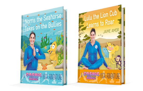 Lulu the Lion and Norris the Seahorse
