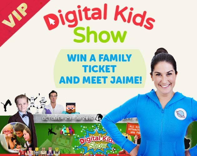 Digital Kids Show Competition!