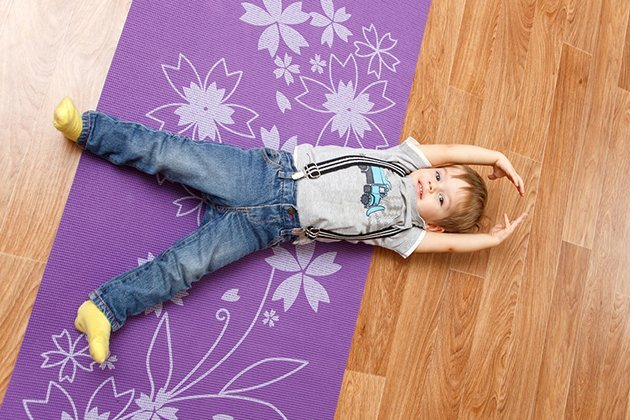 6 Reasons to Try Kids Yoga