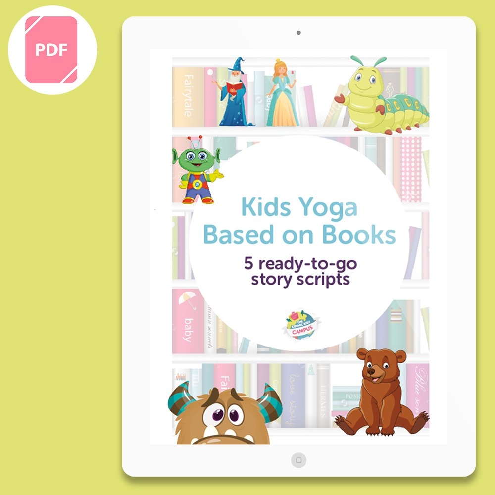 Fairytale Bundle - 3 Kids Yoga Story Scripts - Cosmic Kids Yoga