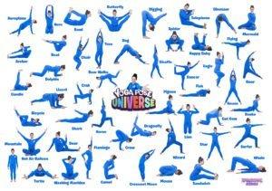 Age Groups 8 Cosmic Kids Yoga