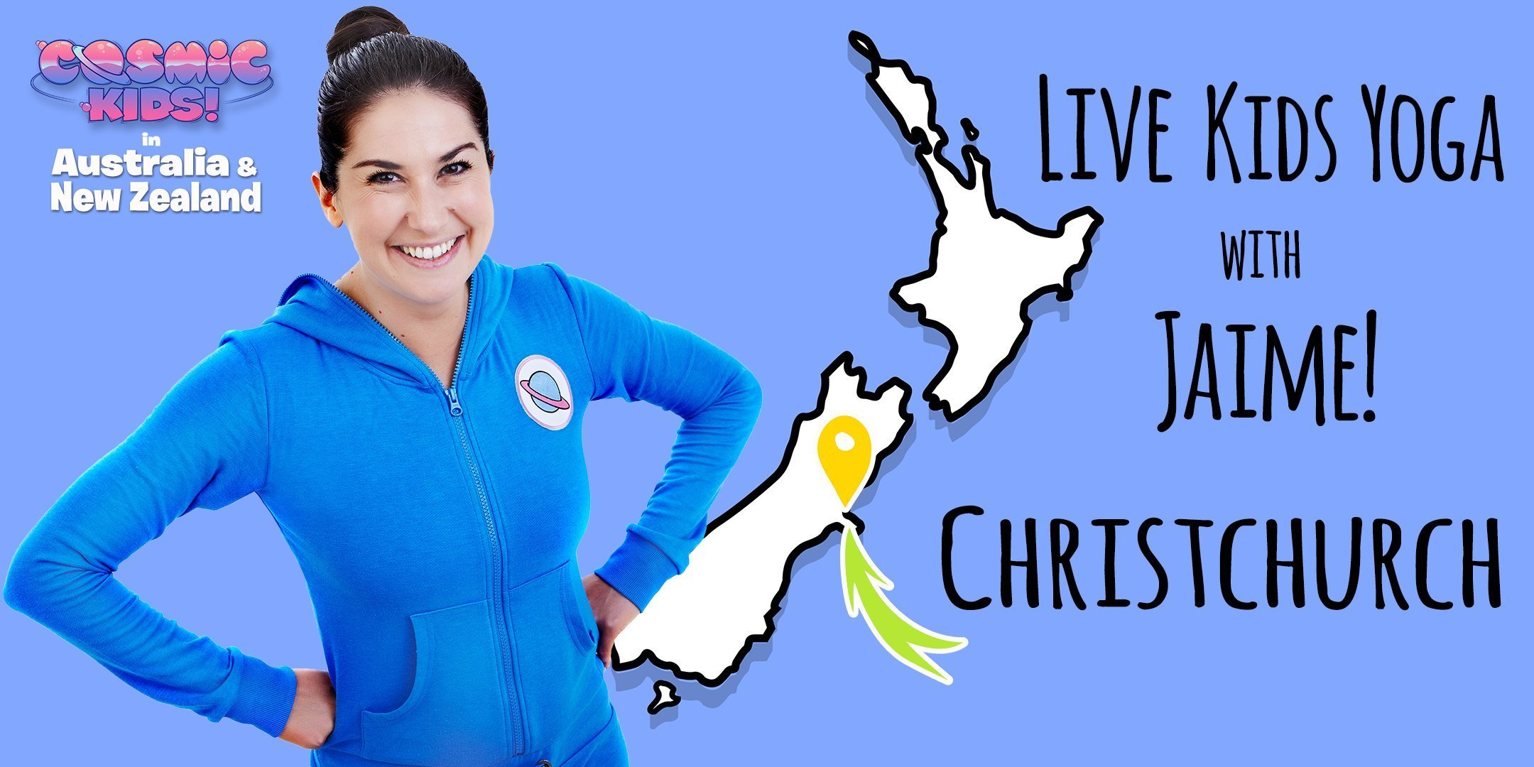 Click to book tickets - Christchurch