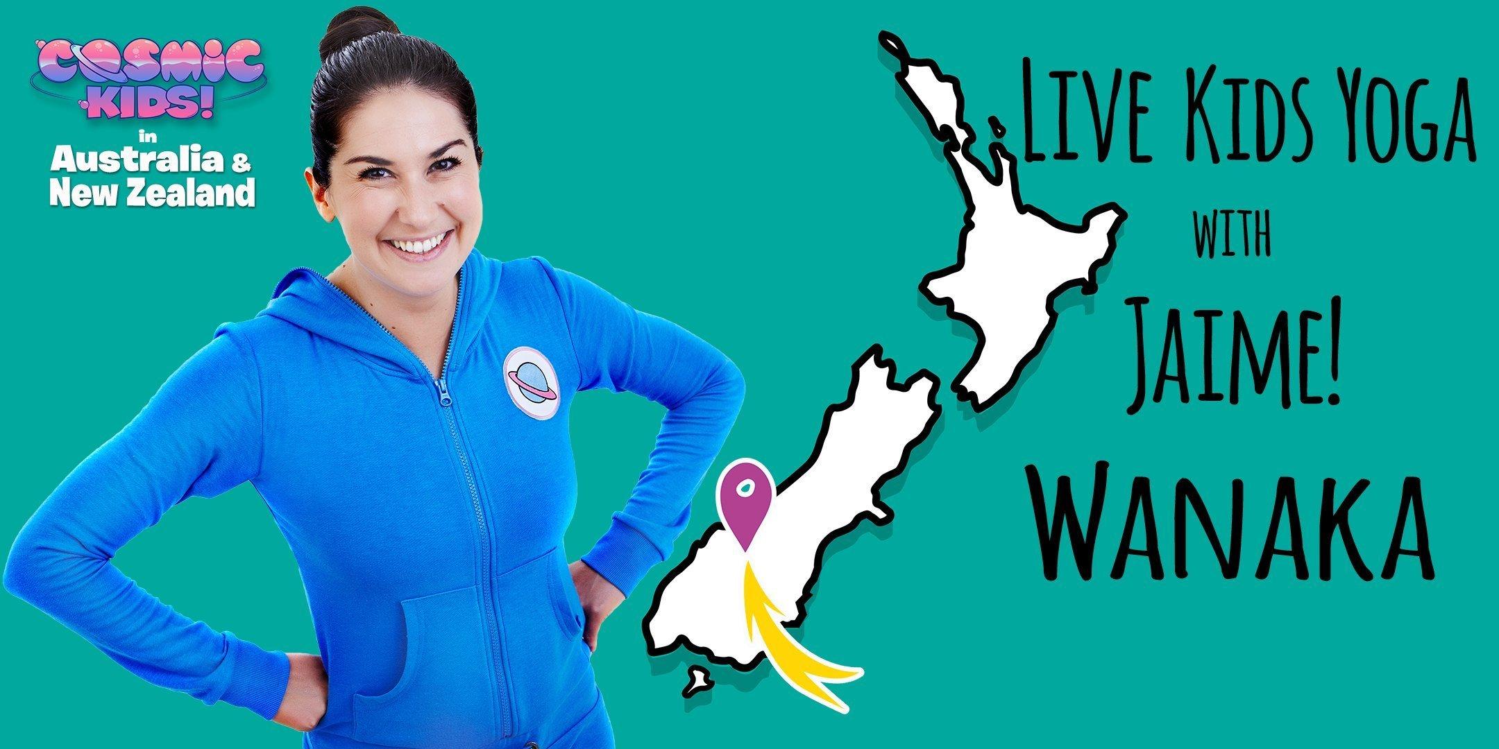Click to book tickets - Wanaka
